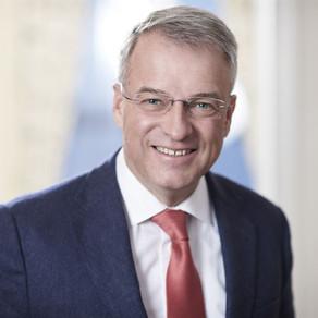 Alrik Danielsson, VD och koncernchef SKF