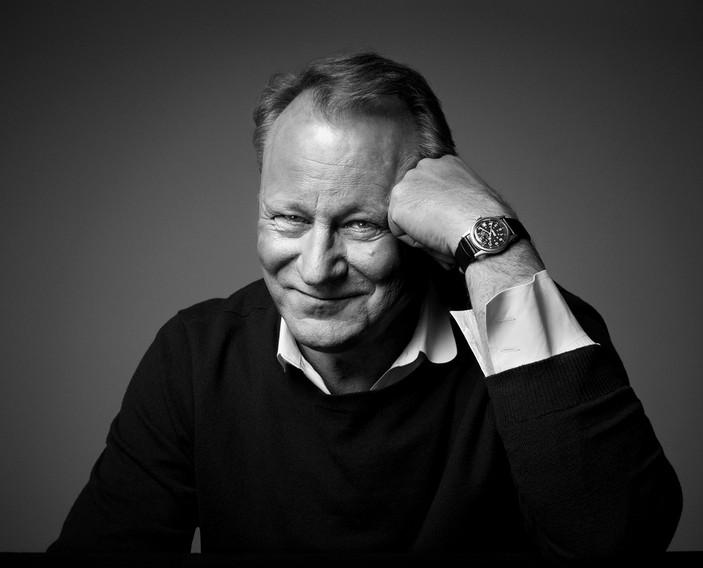 Actor Stellan Skarsgård
