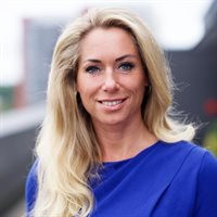 Jeanette Jäger | Ruter Dam 2013 | VD Bankgirot