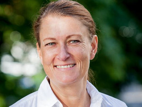 Margareta Ozolins, Vice President Sweden Operations,AstraZeneca