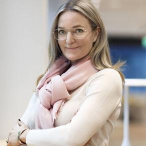 Cecilia Zetterström, Vattenfall