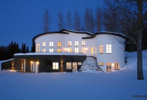 Sveriges Vackraste Villa  |  Villa Viktor/Östersund