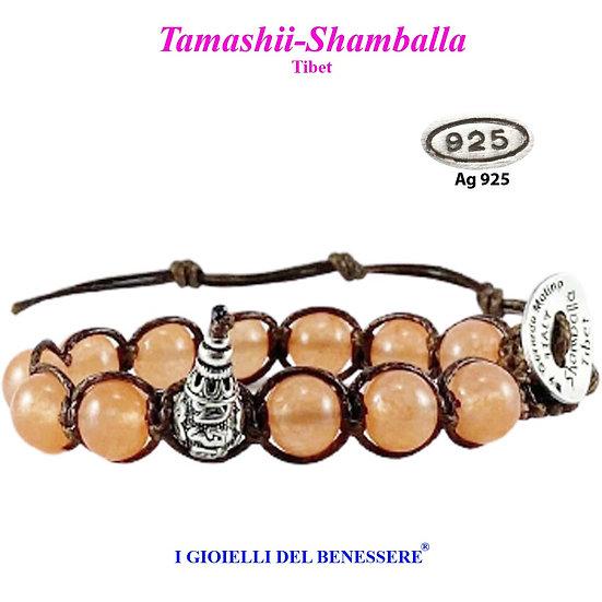 Bracciale Tamashii-Shamballa Giada Pesca