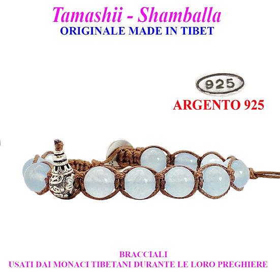 Bracciale Tamashii-Shamballa Giada Azzurra