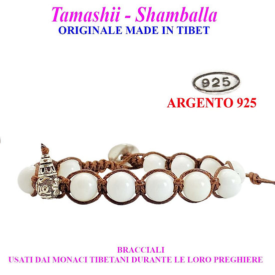 Bracciale Tamashii-Shamballa Tridacna