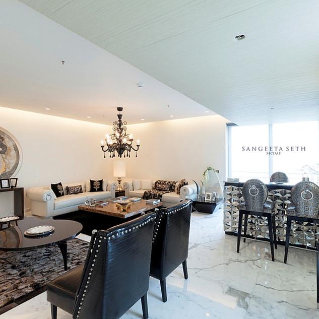 DLF Magnolia Penthouse