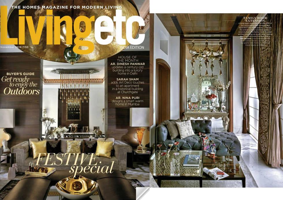 Living etc magazine, November 2018 - 3.j