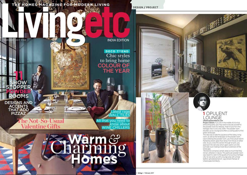 Living etc magazine, February 2017 - 1.j