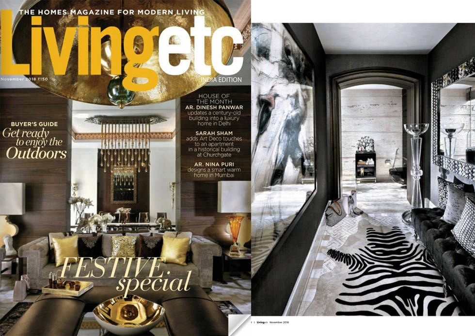Living etc magazine, November 2018 - 4.j