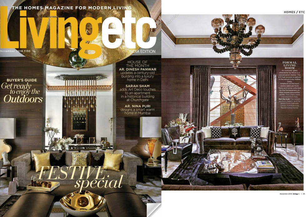 Living etc magazine, November 2018 - 2.j