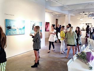 "WhatsupMiami-WUM NEWS NEW YORK: Galleria Ca'D'Oro New York Inaugurates ""Breaking Surface"""