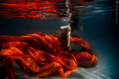 Serenity by Aldara Ortega
