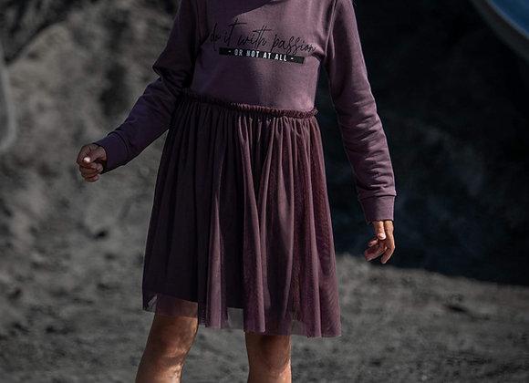 "Purple Dress ""Passion"""