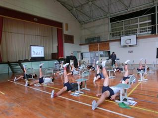 長崎市提案型事業 アスレティックトレーナーによる子どもの体力向上事業