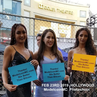 FEB 23RD HOLLYWOOD DOLBY THEATER