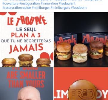 Slimfreddy's : des mini-burgers qui voient les choses en grand à Bordeaux