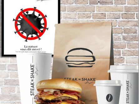 Devenez Franchisé STEAK N SHAKE, une enseigne de burgers gourmets déjà prête pour l'après-covid 19