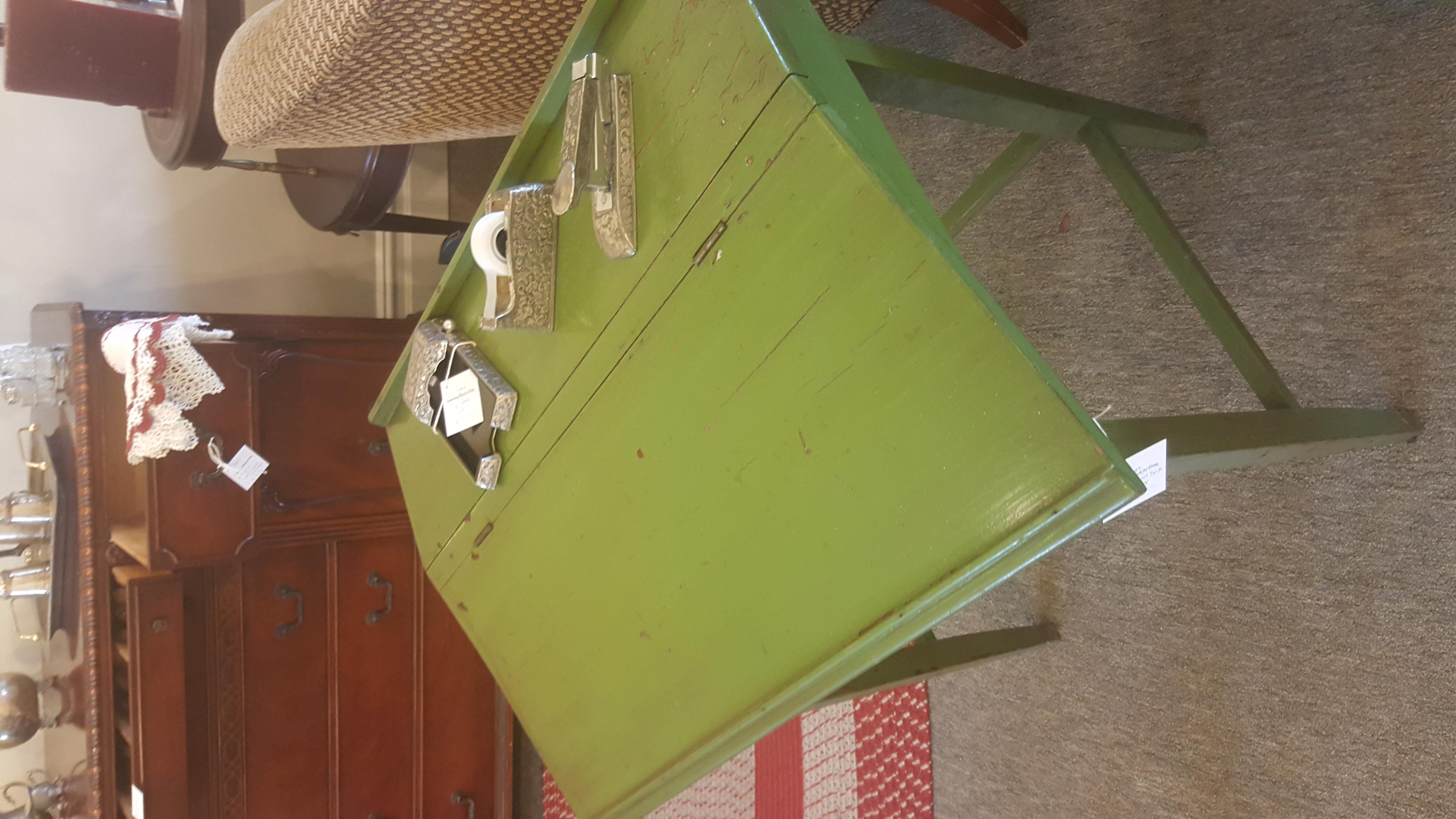 SOLD - Vintage school house desk