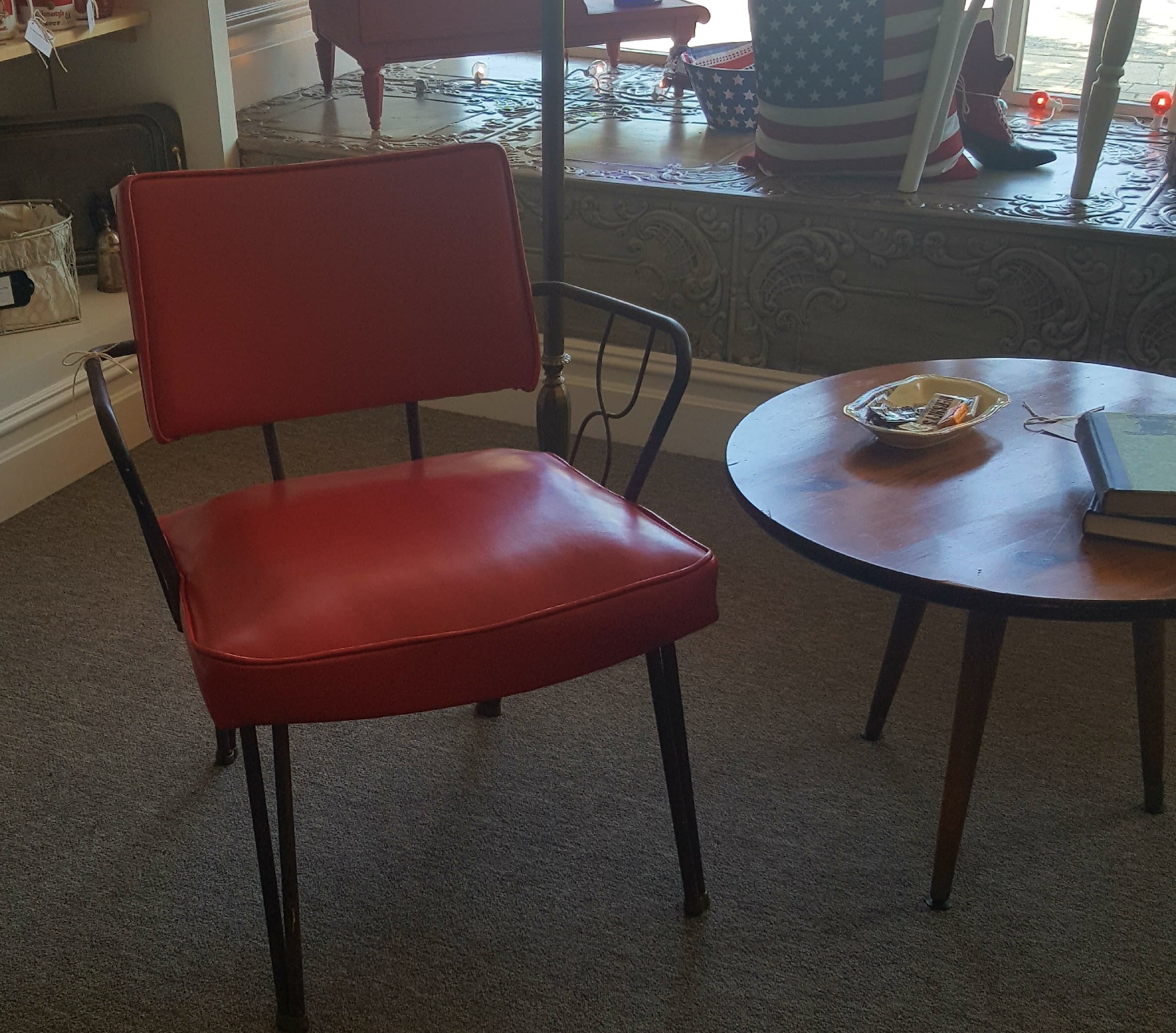SOLD - Mid Century Chair