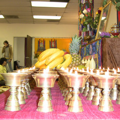 Light Offerings to our Gurus