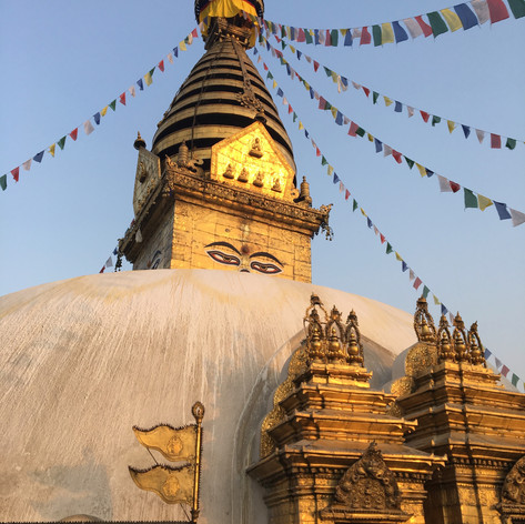 Pilgrimage, Practice and Retreat in Nepal
