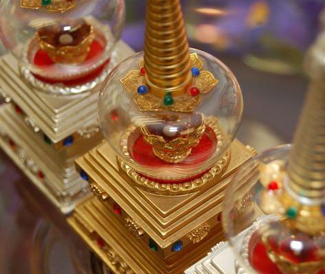 Buddha's Bone Relics