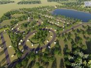 Funke Architekt Dorsten, Campingplatz, Stellplatzkonzepte, Wohnmobilstellplätze, Reisemobilstellplatz