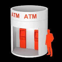 bboxx Geldautomat 2 ATM innen