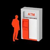 bboxx Geldautomat rechteck