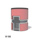 Virtual Reality Bank, Immobilienbesichtigung, VR Architektur, Bank, Sparkasse
