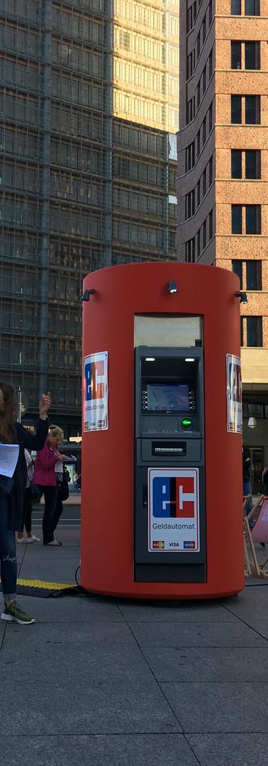 Architekt bbox Geldautomaten Mobil