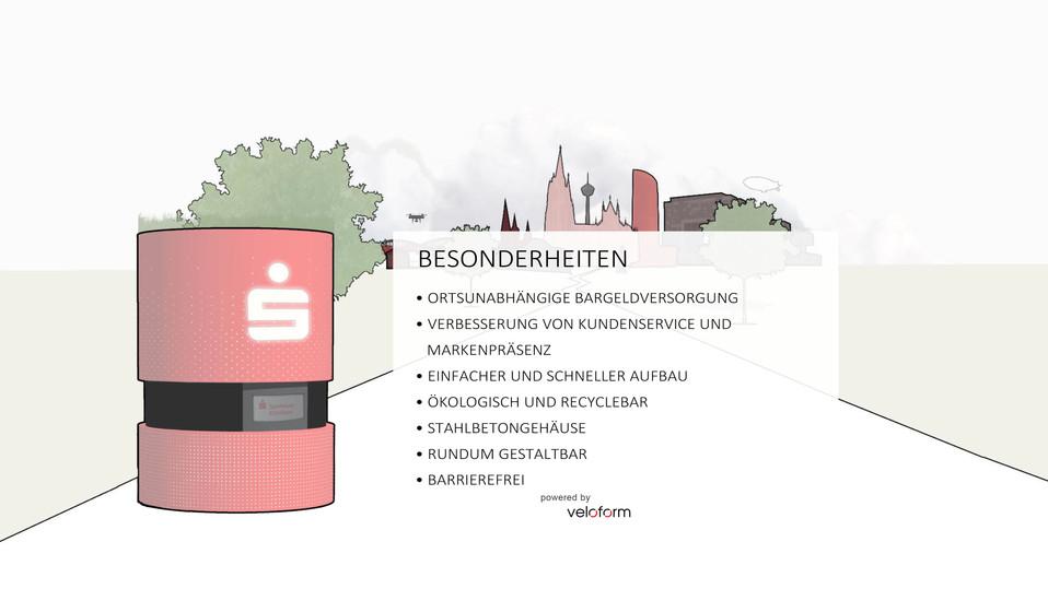 ortsunabhängig, Kundenservice, markenpräsenz, ökologische Architektur