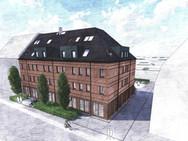 Funke Architekt Dorsten, Wohnhaus, Geschäftshaus, 3D, Animation, Rendering