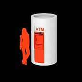bboxx Geldautomat 1 ATM kompakt
