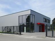 Funke & Funke Architekt, Dorsten, Stahlhalle, Werkhalle, Gewerbeimmobilie