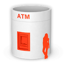 bboxx Geldautomat 1 ATM außen