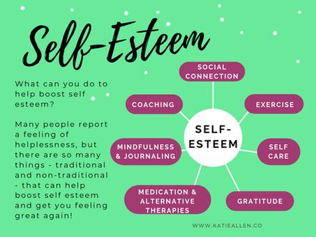Seven Strategies to Raise Your Self-Esteem