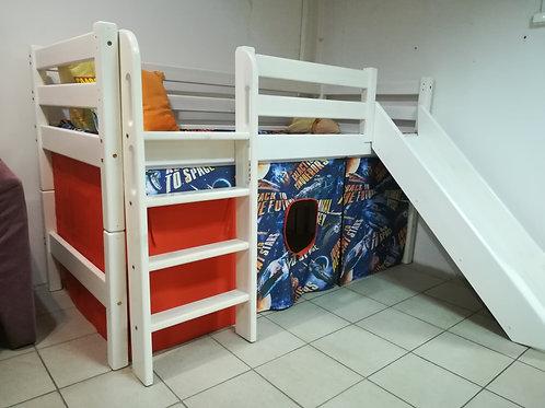 """Кровать """"Соня"""" с горкой"""