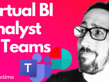 How To Use BI Reports In Microsoft Teams 📈