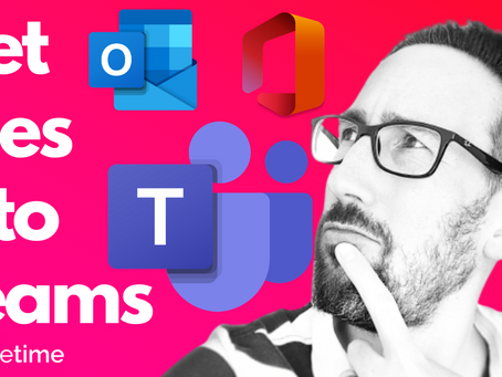 Get Files Into Teams 🙌 How To Upload A File To Microsoft Teams Via Drag And Drop