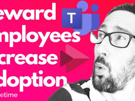 Reward Employees Increase Adoption 🙌 How To Use Praise In Microsoft Teams To Increase Adoption