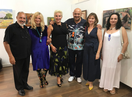 """Opening of the exhibition """"My friends"""""""