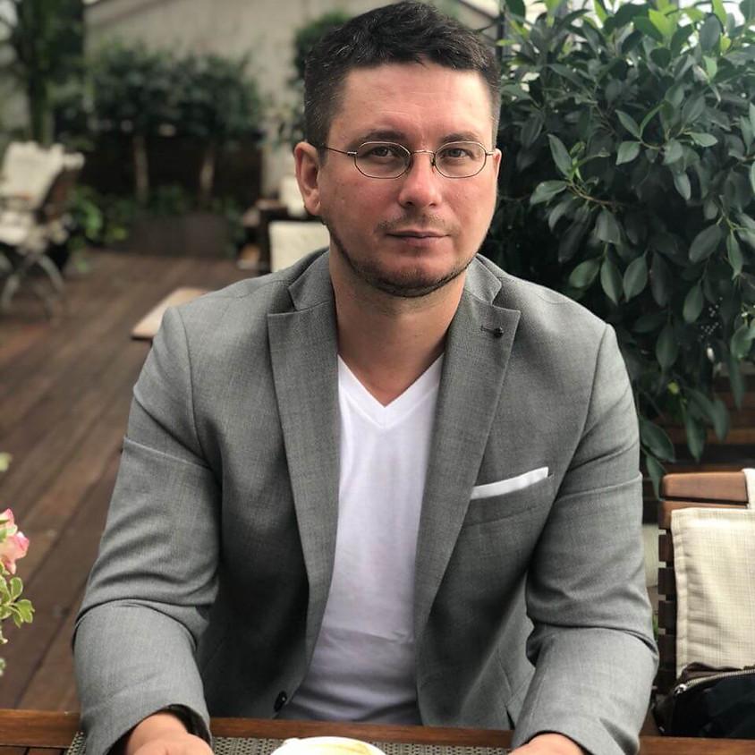 Стилист Роман Дрожжин. Разговор об искусстве