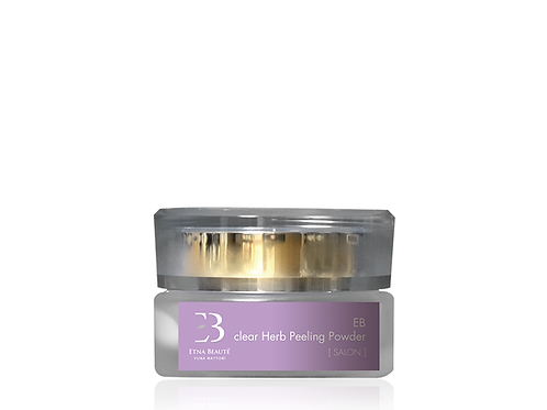 EB clear herb peeling powder