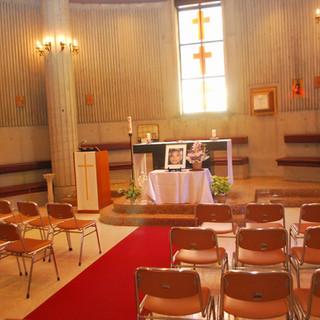 物故者追悼ミサ