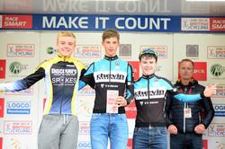 Youth Boys (U16) podium