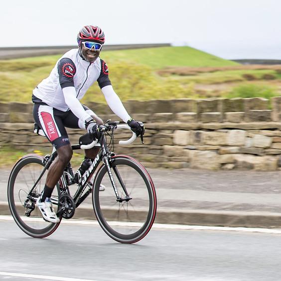 The Tour de Manc, various distances