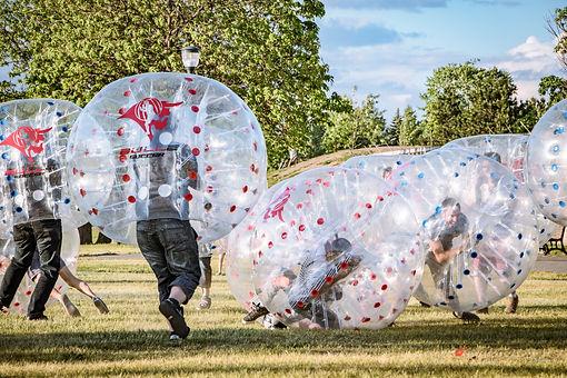 Bubble Soccer Montreal - Mtl Activity