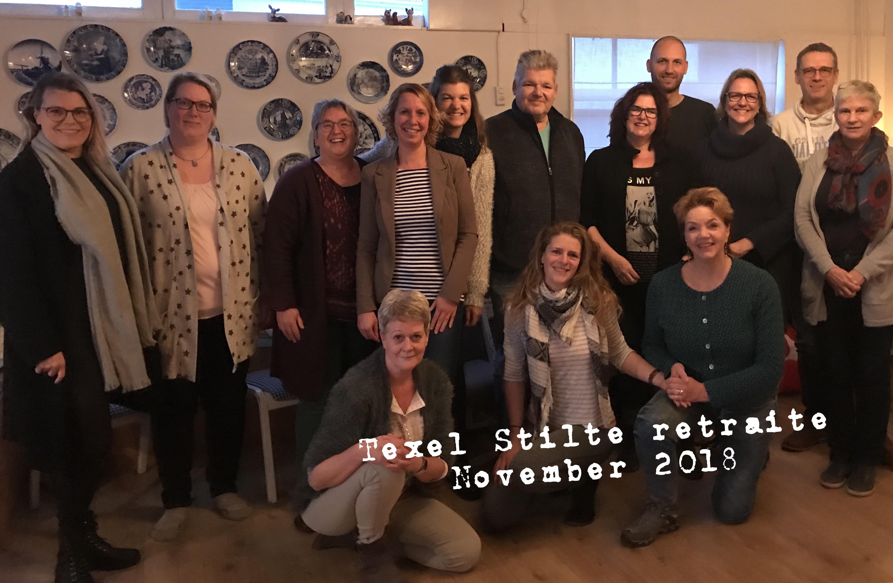 Texel Stilte met Sonja 2018
