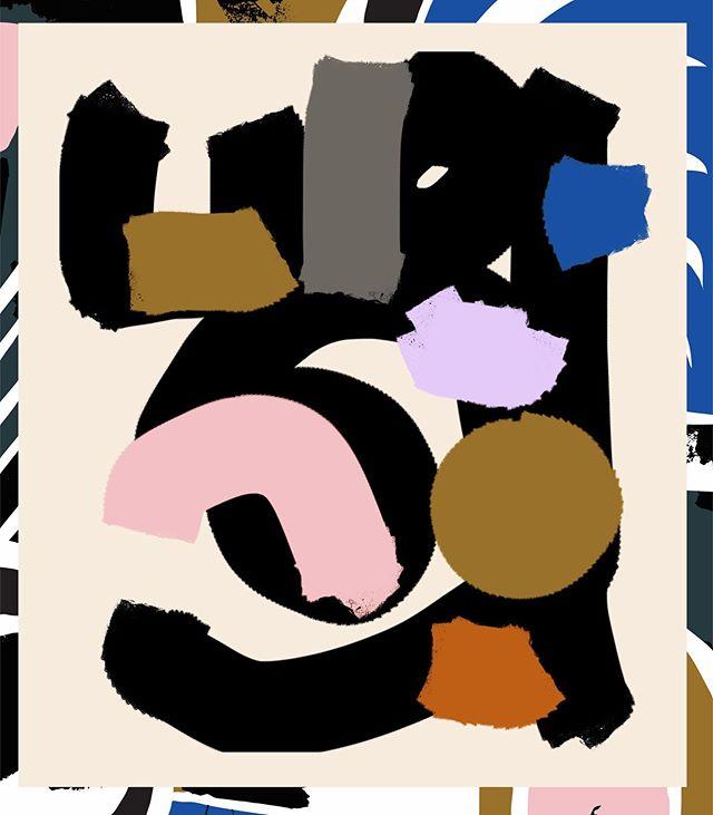 Colour and shape study_._._._